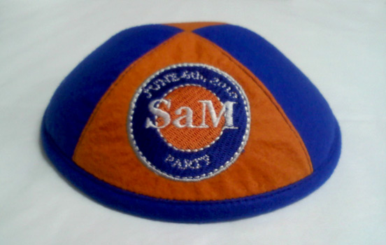 NEW!-Orange-Royal-Blue-Softer-Felt