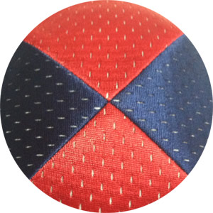 Mesh Kippah: Multi Color
