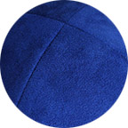 Ultra Suede: Royal Blue