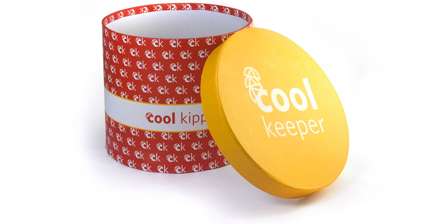 Cool Keeper Kippah Box